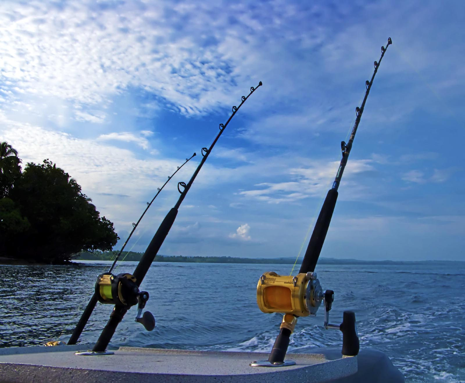manuel antonio costa rica fishing trip